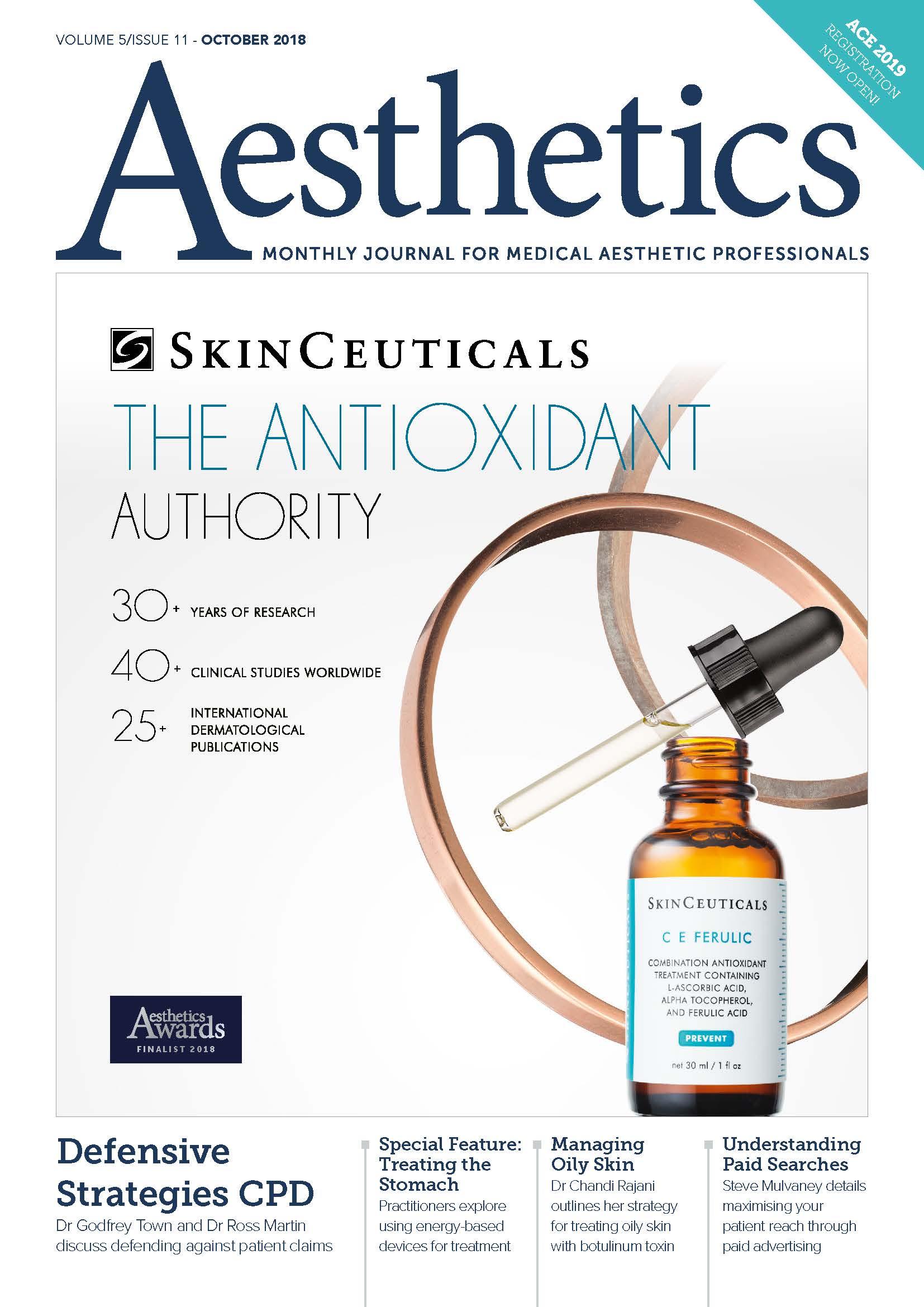 Aesthetics Magazine--Implementing Efficient Defensive Strategies