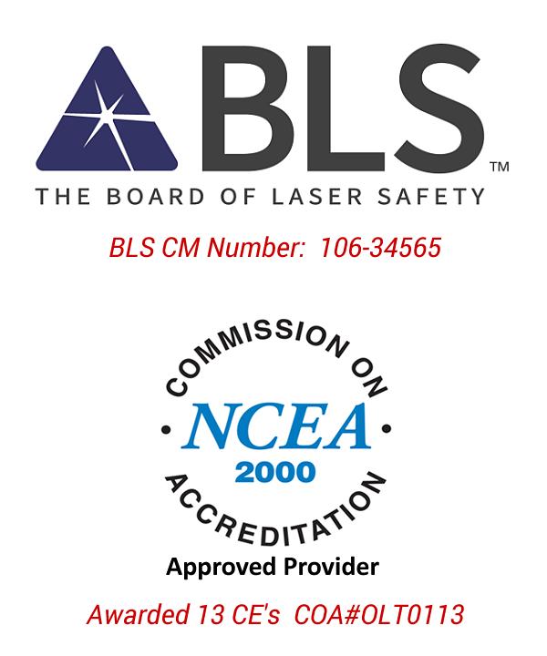 Board of Laser Safety (BLS) Certification Maintenance (CM) point